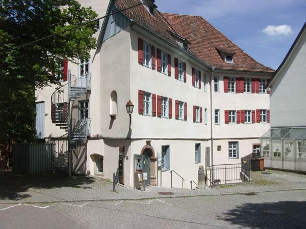 Das Kloster am Marktplatz 28