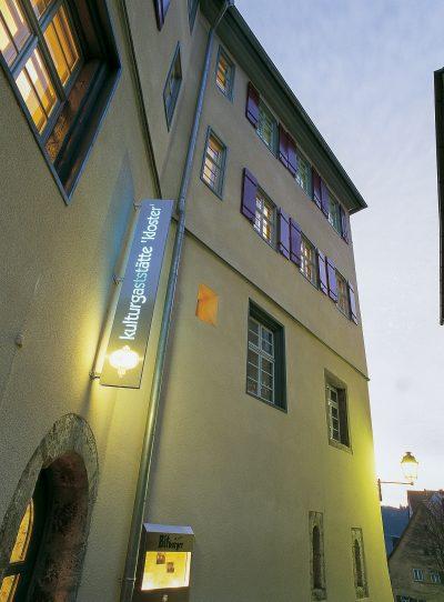 Kloster Horb Eingang Gaststätte