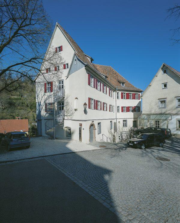 Kloster Horb Vorplatz