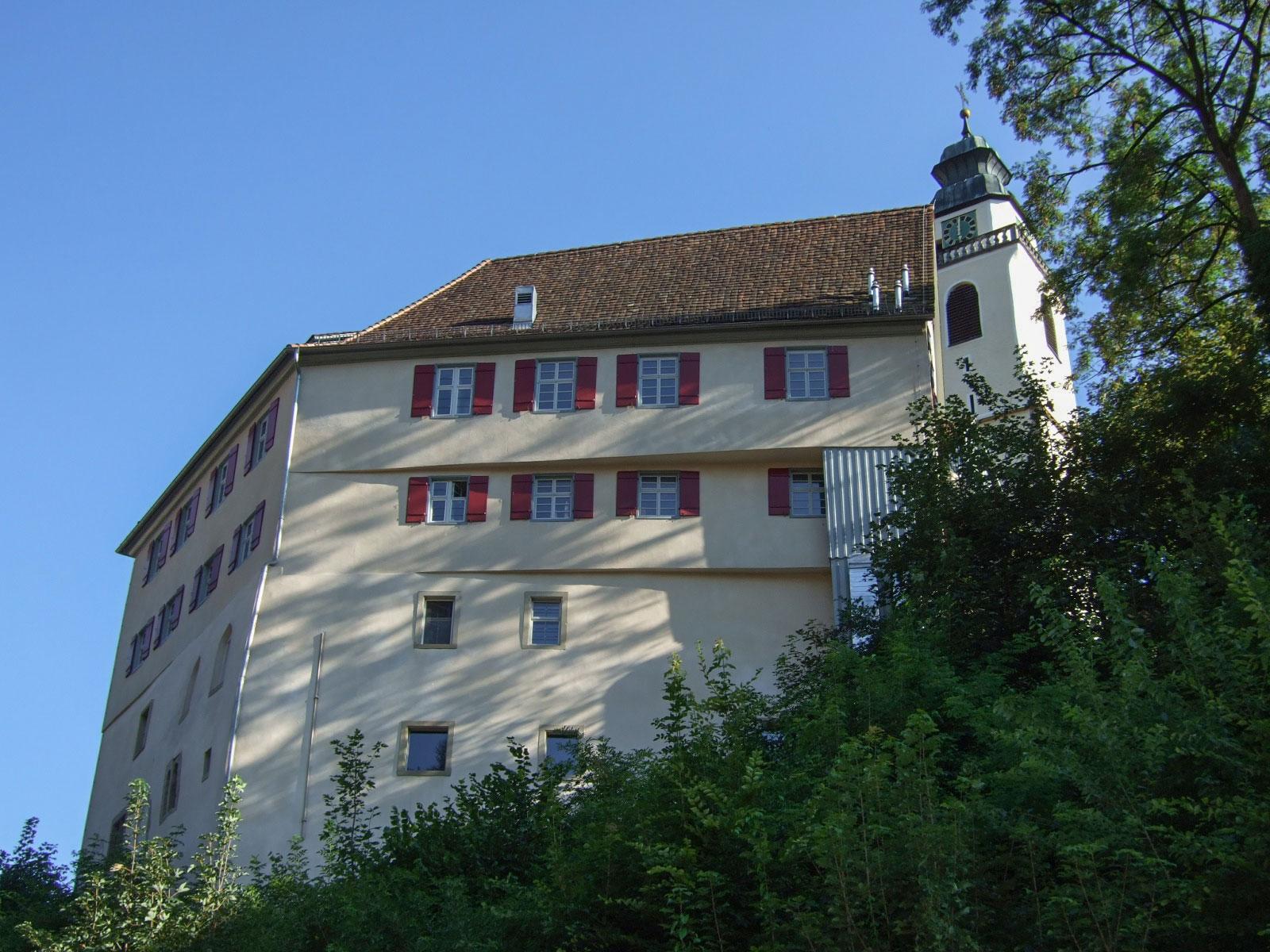 Kloster Nordseite